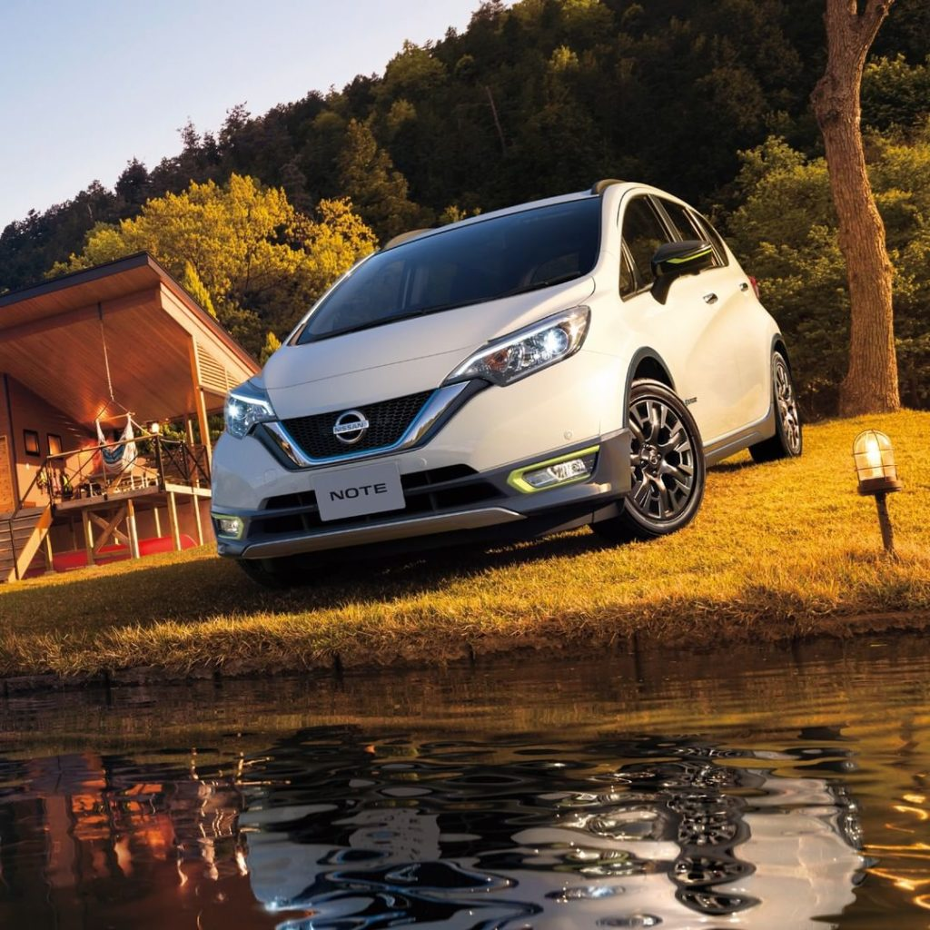 Away for the weekend. #NissanNOTE #Nissan #NOTE...