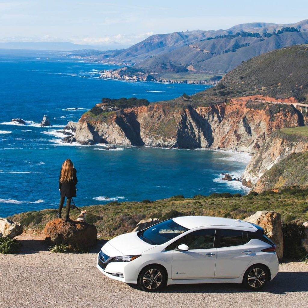 The #NissanLEAF, celebrating #EarthDay with zero emissions since 2010. #HappyEar...