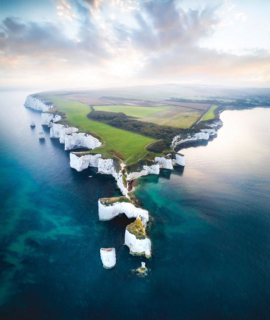 Old Harry's Rocks, UK Photography | @davidmrule  Selected via our hashtag #cpfea...