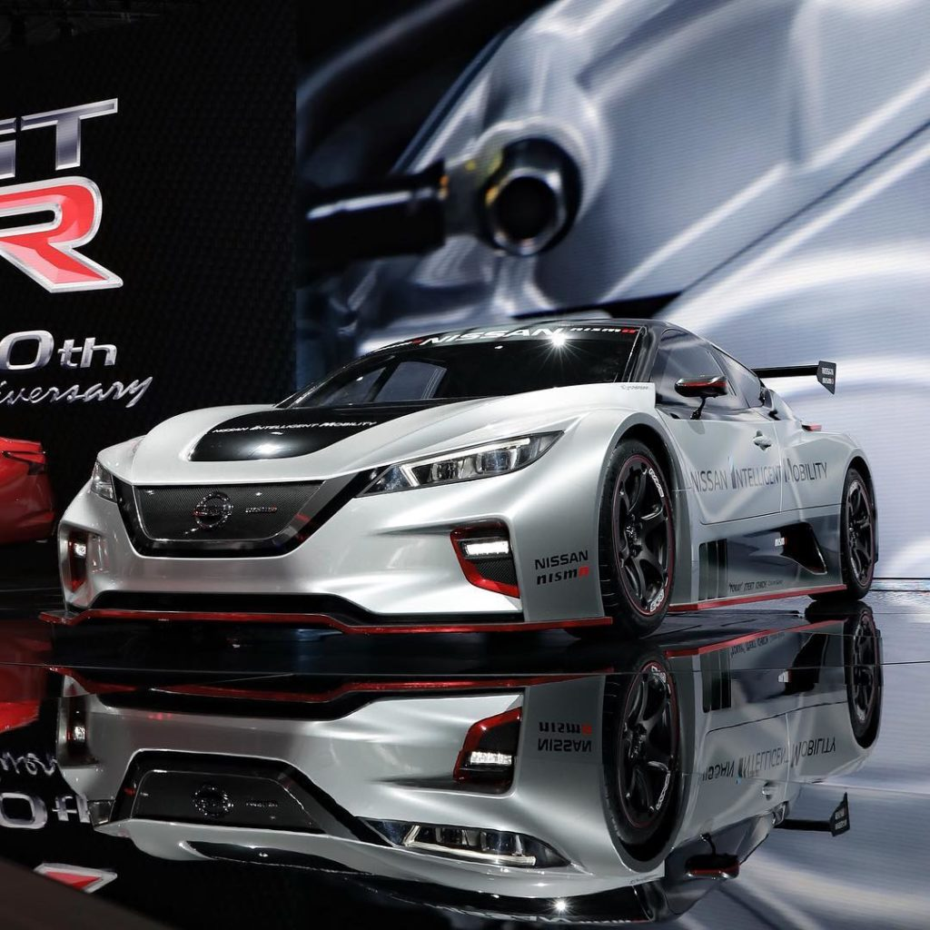 The #NissanLEAF #NISMO RC and GT-R50 by Italdesign make their grand debut at the...