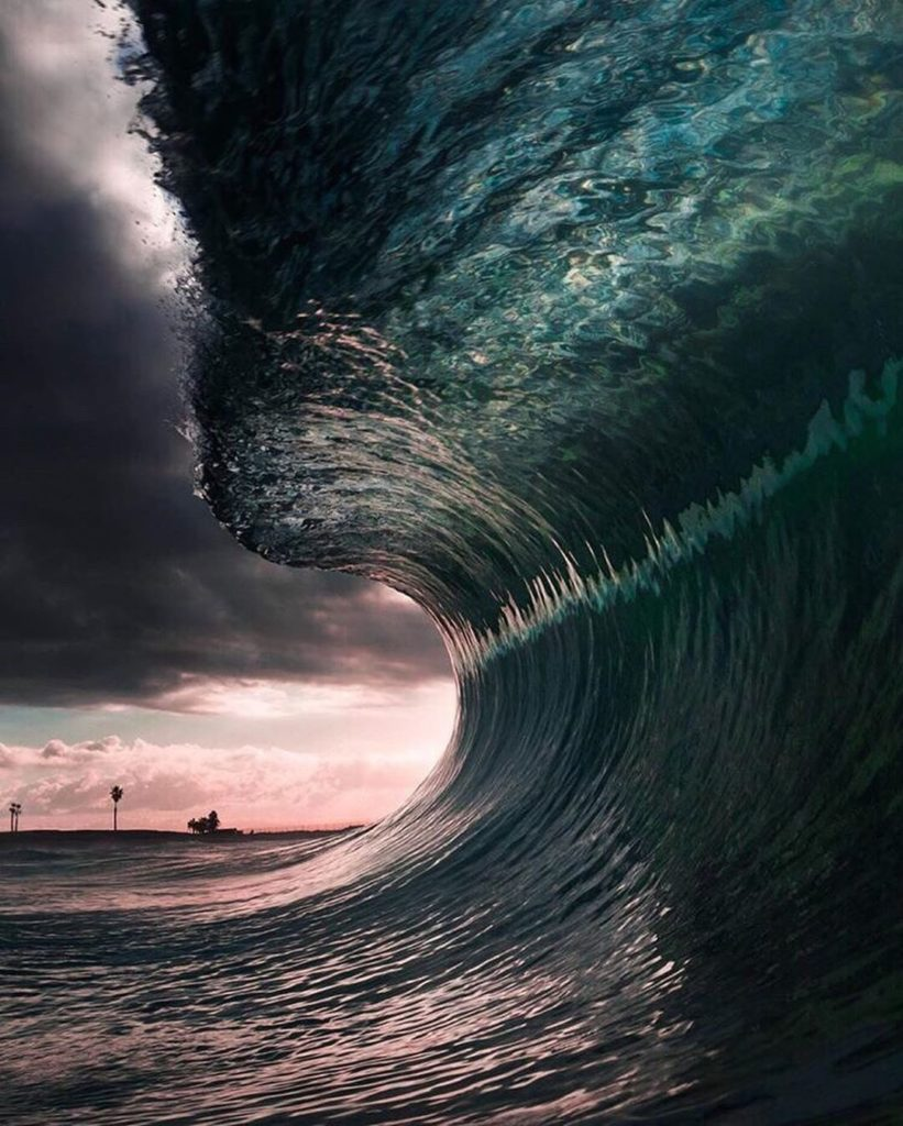 Some of the most epic wave shots we've seen on Instagram! Can't get enough of th...