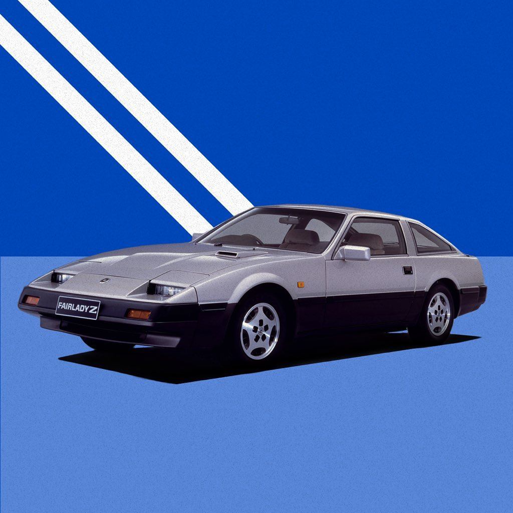 The third generation #FairladyZ, also known as #Nissan #300ZX, debuted in 1983 w...