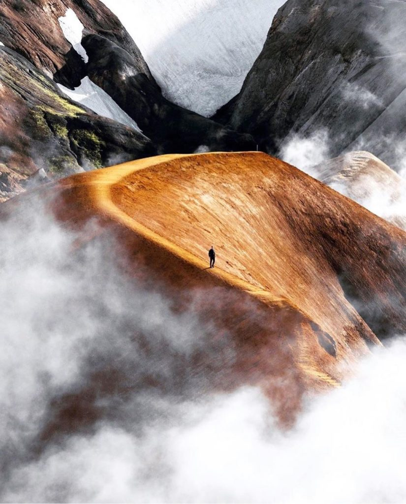 """Photography by @h0rdur """"The Highlands of Iceland are my favourite area to explor..."""
