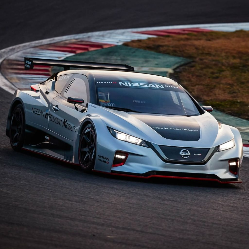 Not your average #EV.  #NissanLEAF #NISMO  #Nissan #IntelligentMobility...