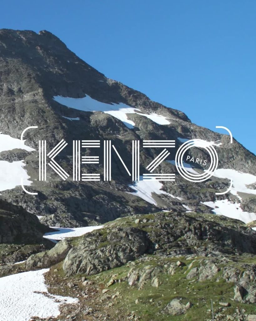 Even lost in the wilderness, keep your #KENZOTALI close to have all your essenti...