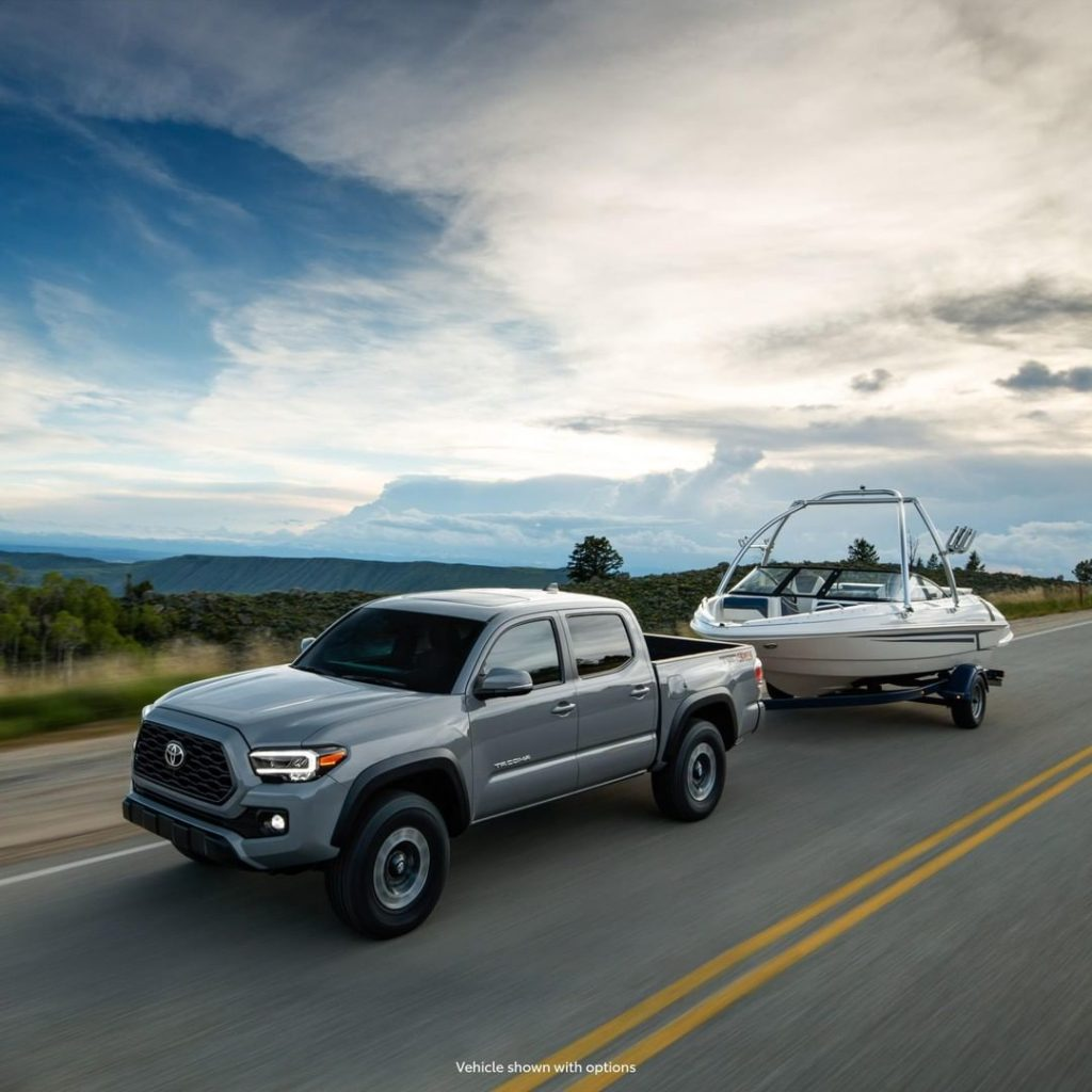 Built for adventure and fun, any day of the week! #Tacoma #LetsGoPlaces...