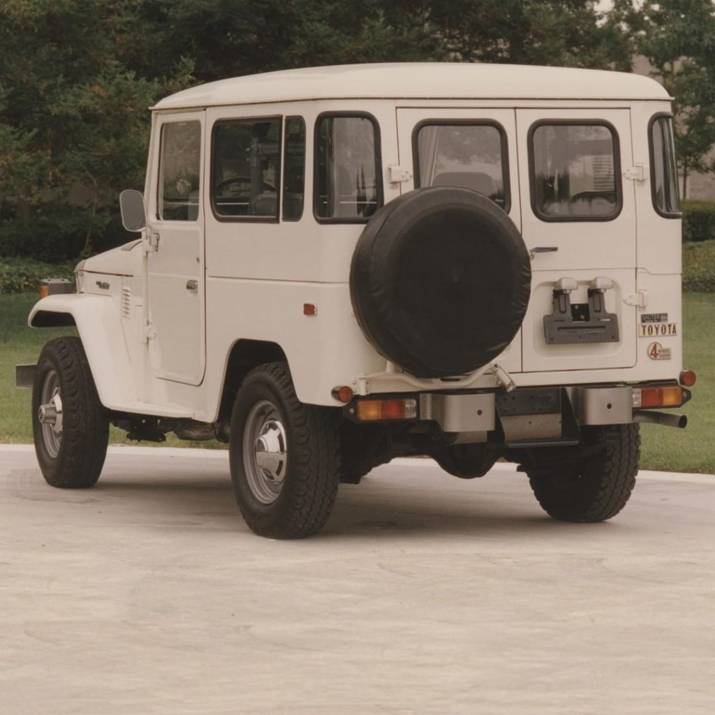 Adventure is in our DNA. #TBT 1979 #LandCruiser #LetsGoPlaces...