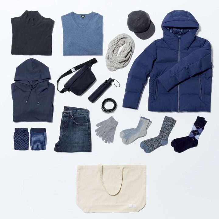 Start a #sustainablelife today with UNIQLO? New #uniqloecobag is #simple,#lightw...