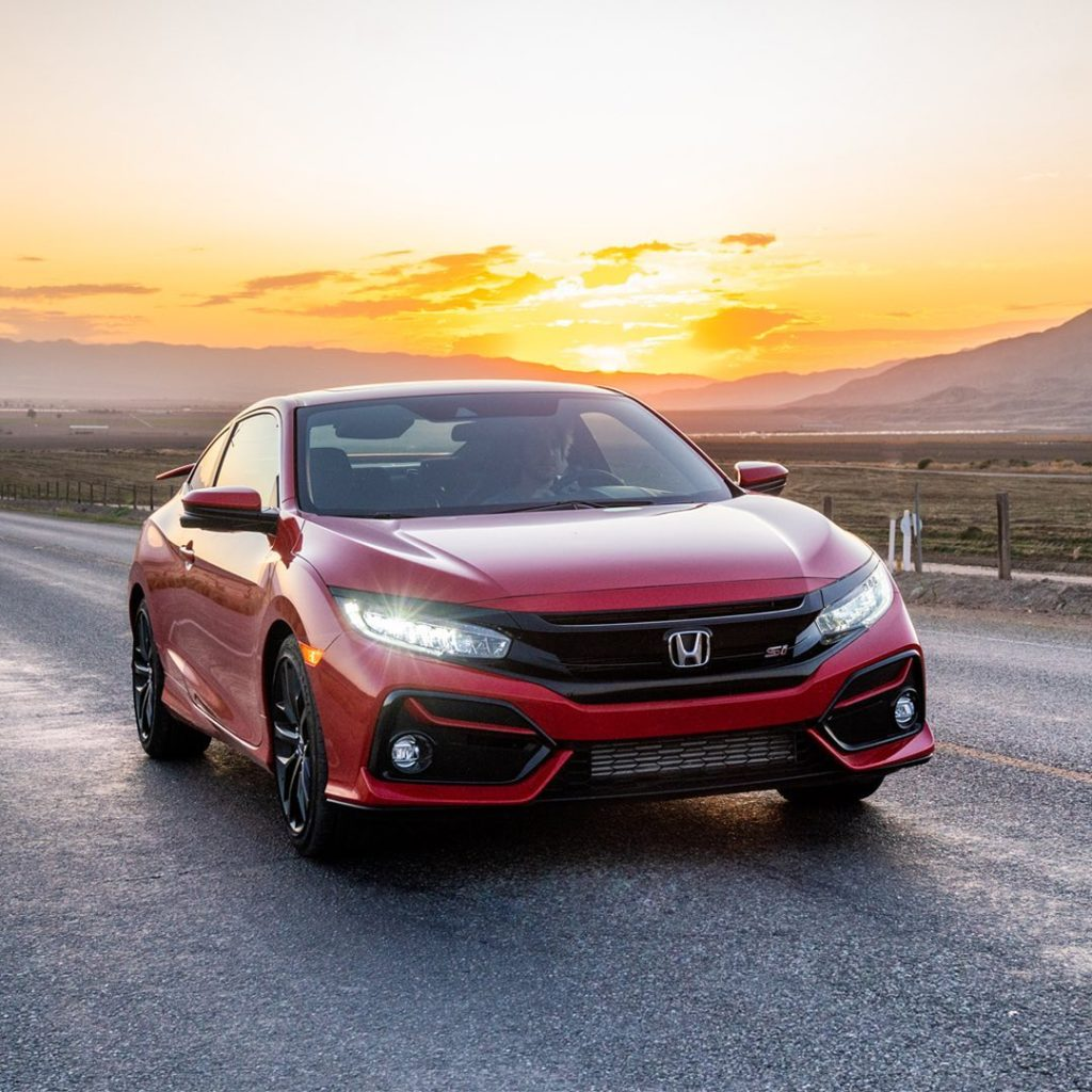 The redesigned 2020 #CivicSi is here. Heat up your commute with more responsive ...