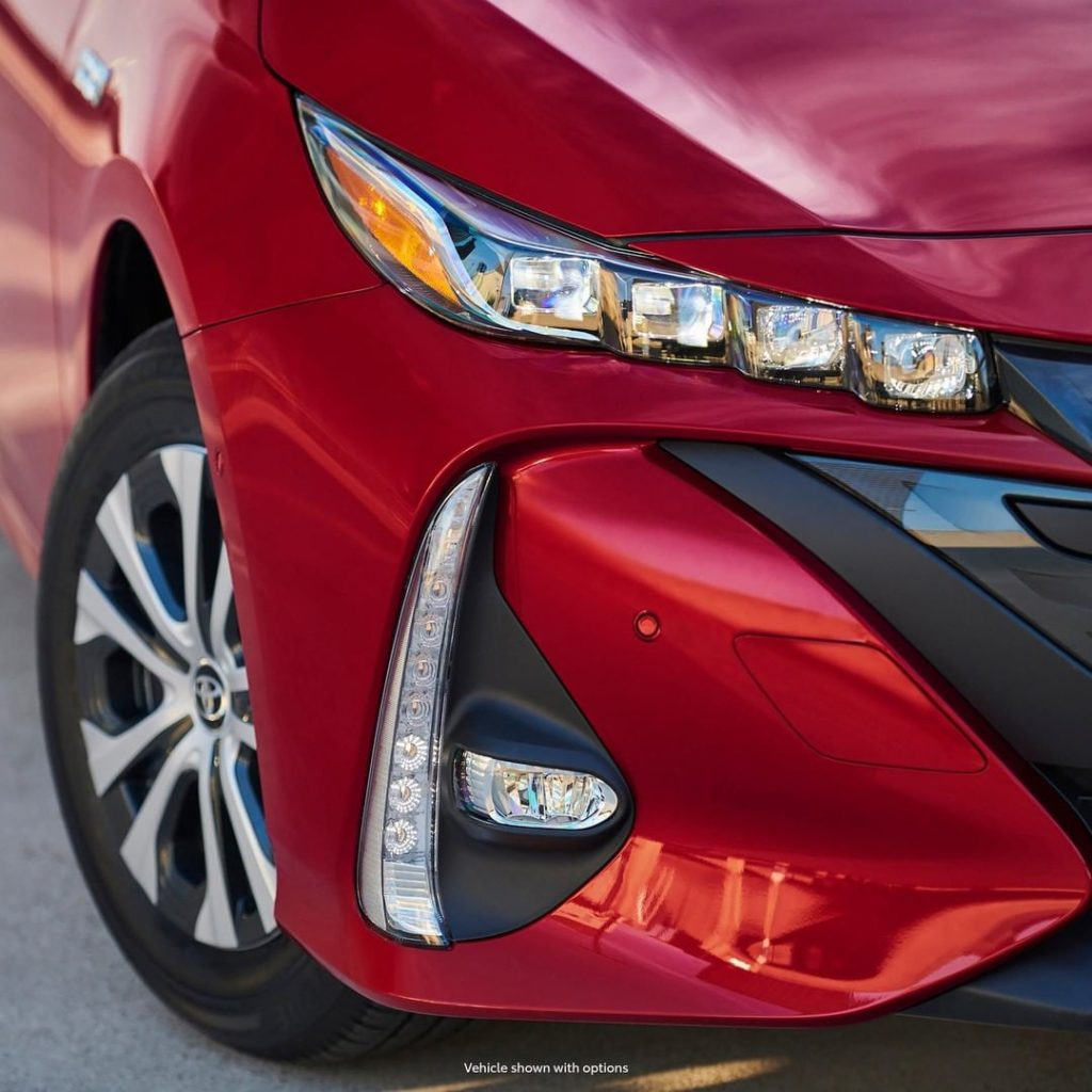 #Prius Prime: precision at every turn. #Hybrid #LetsGoPlaces...
