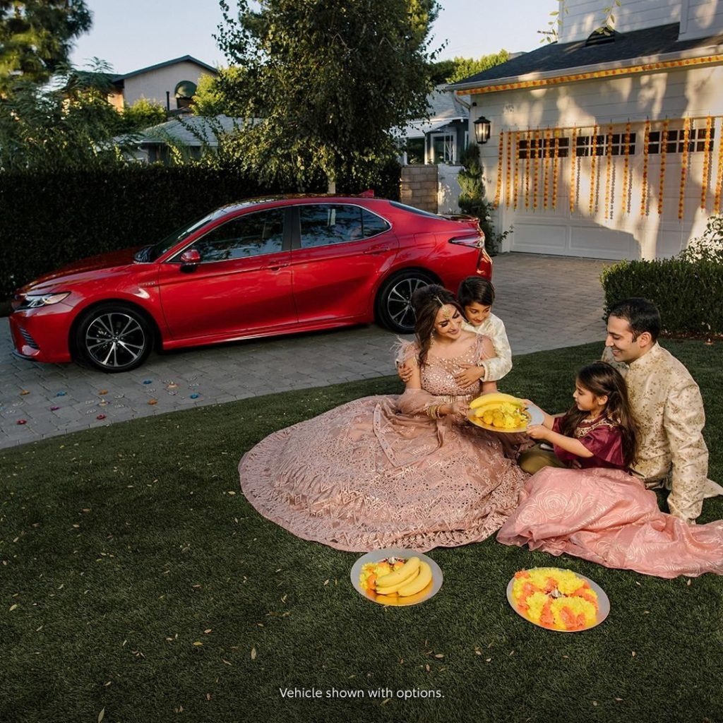 Celebrating Diwali the only way we know how, with sweet treats and a sweet ride!...