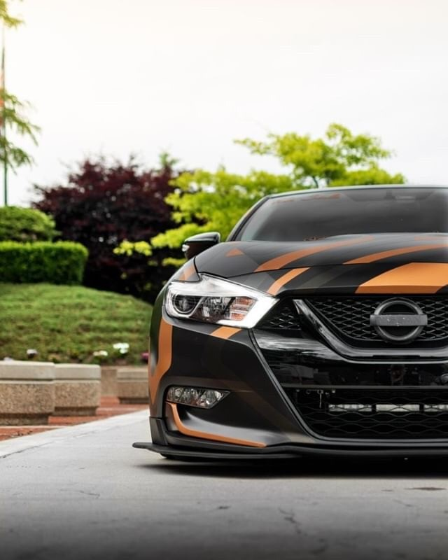 Eye of the tiger.  #MondayMotivation #NissanMaxima #Nissan #Maxima & @0lism...