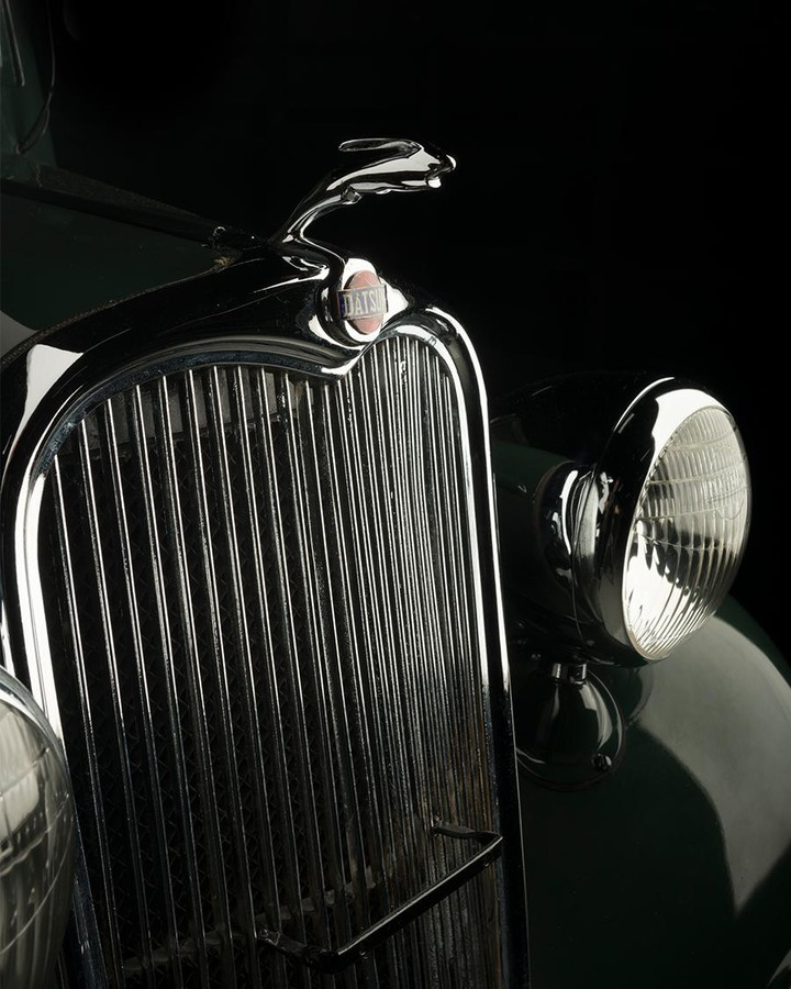 Rooted in history, the first #Nissan car came off the line in March #1937. Up un...