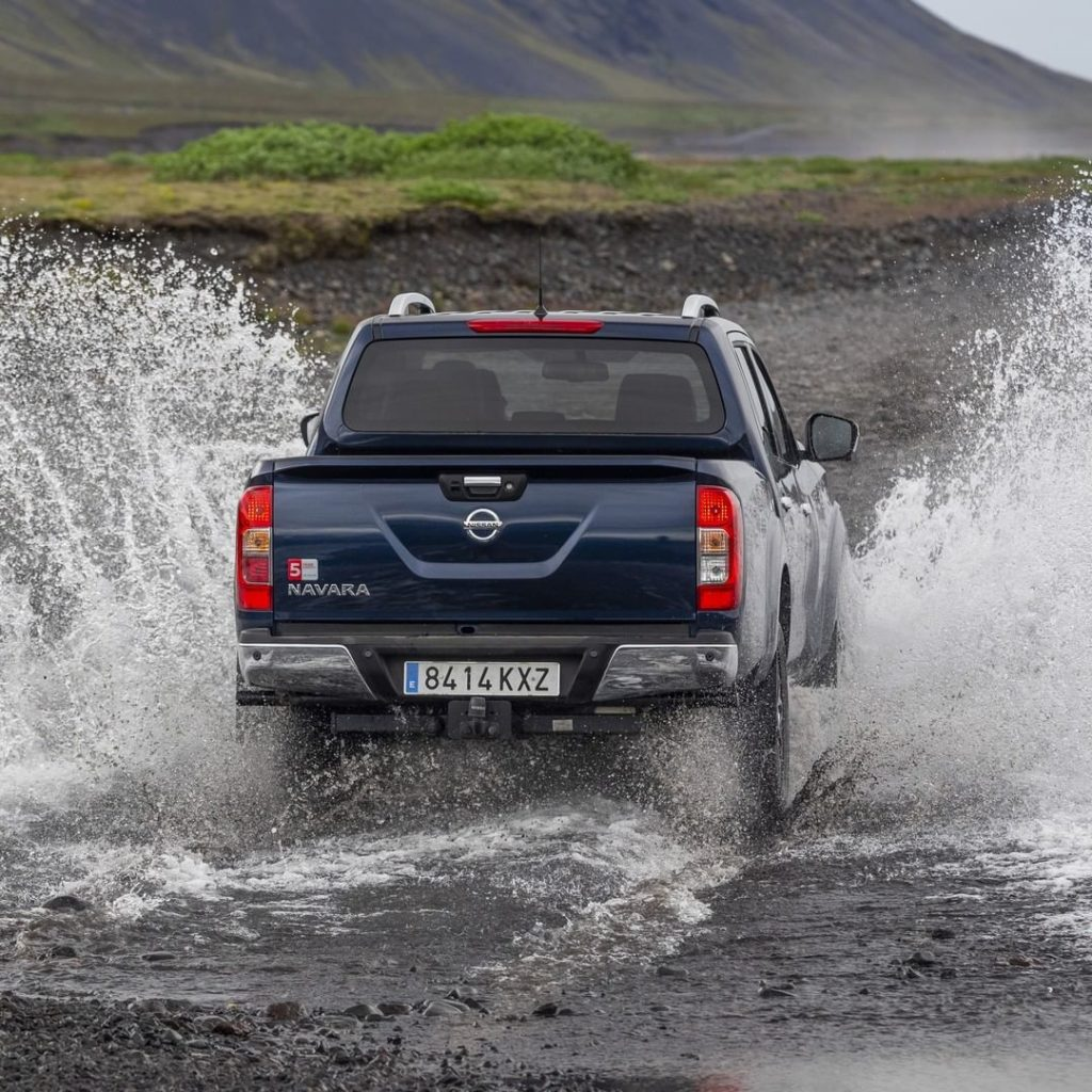 Here to make a splash. #NissanNavara #Nissan #Navara...