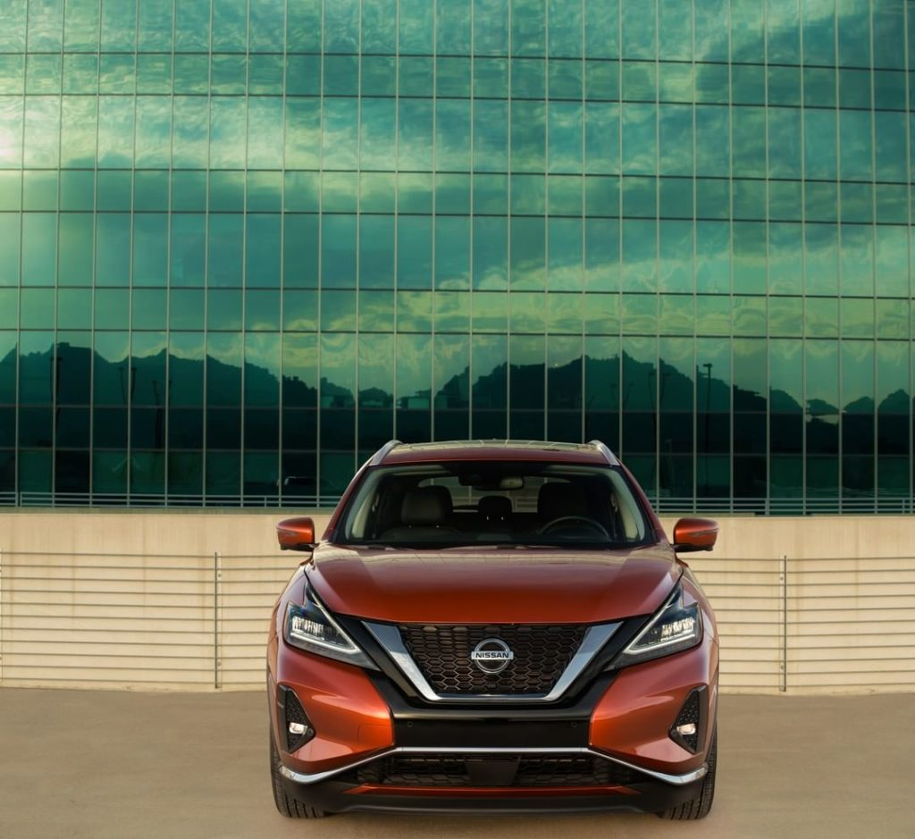 That stare though...  #NissanMurano #Nissan #Murano...