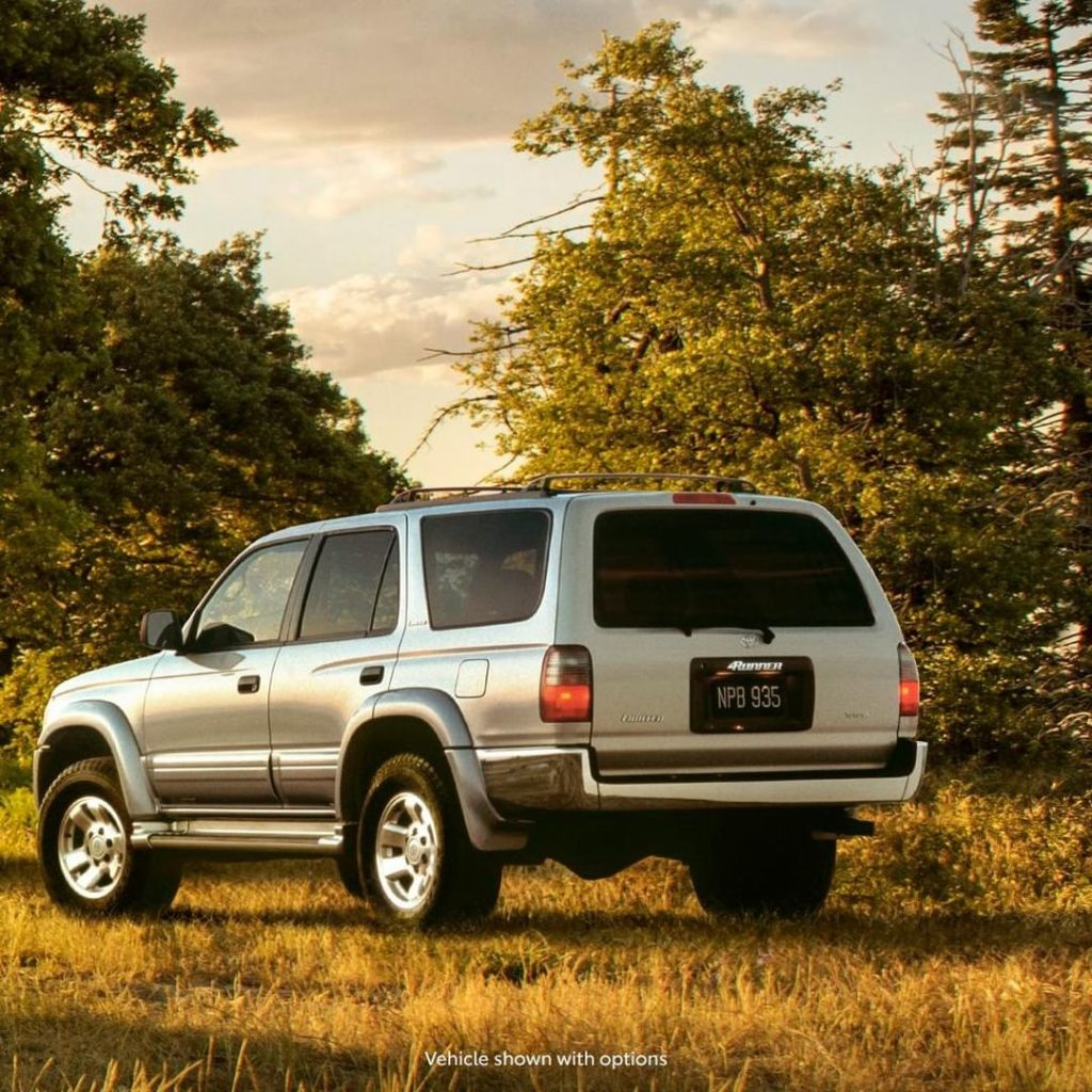Happy 35th Birthday! #4Runner #LetsGoPlaces...