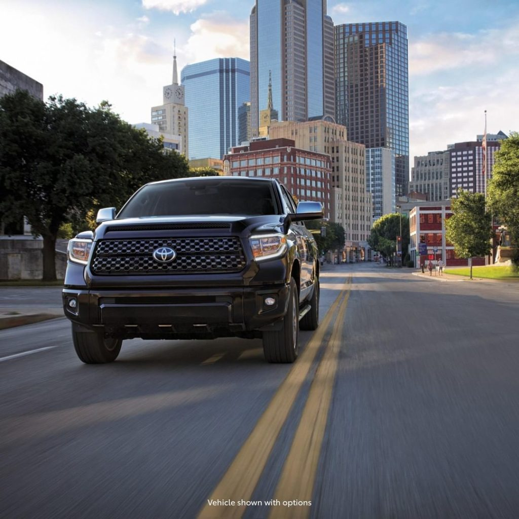 Work sites and weekends will never be the same. #Tundra #LetsGoPlaces...