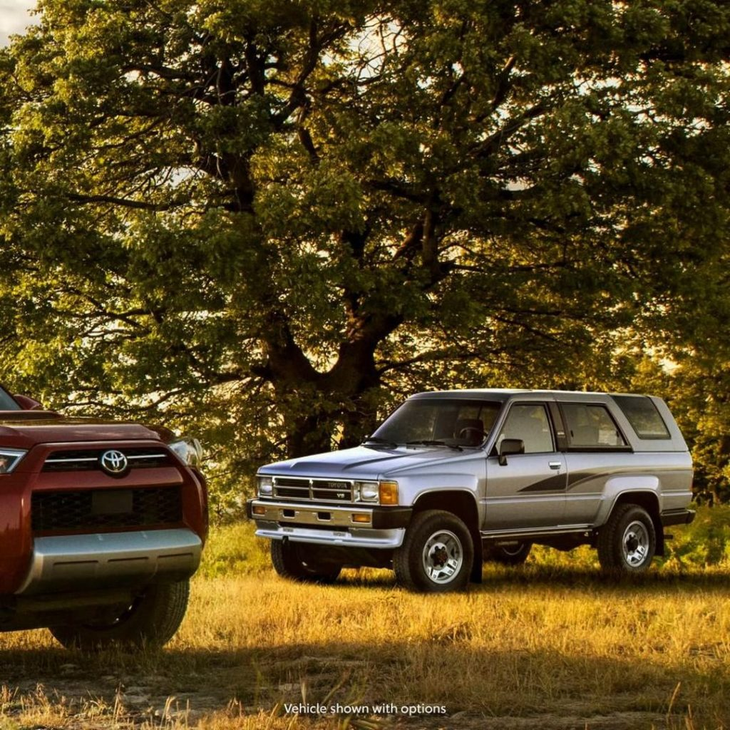 Family reunion! #4Runner #LetsGoPlaces...