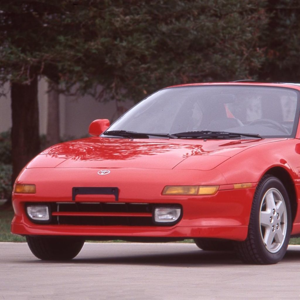 Proudly supporting mustaches since '95! #Movember #TBT #MR2...