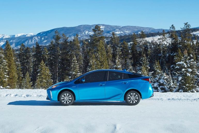 Seek out hidden gems and new adventures! #Prius has arrived with available AWD-e...