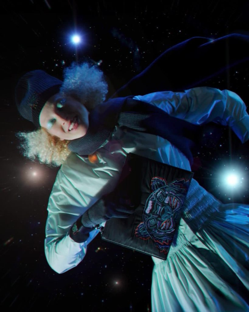 WISH UPON A STAR: This holiday season, give an out-of-this-world KENZO gift to y...