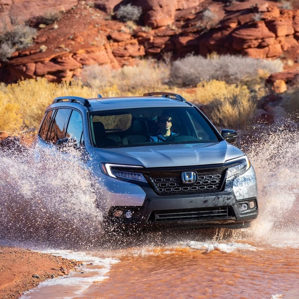 The 2020 #HondaPassport is now available and ready to get dirty. Built with top ...