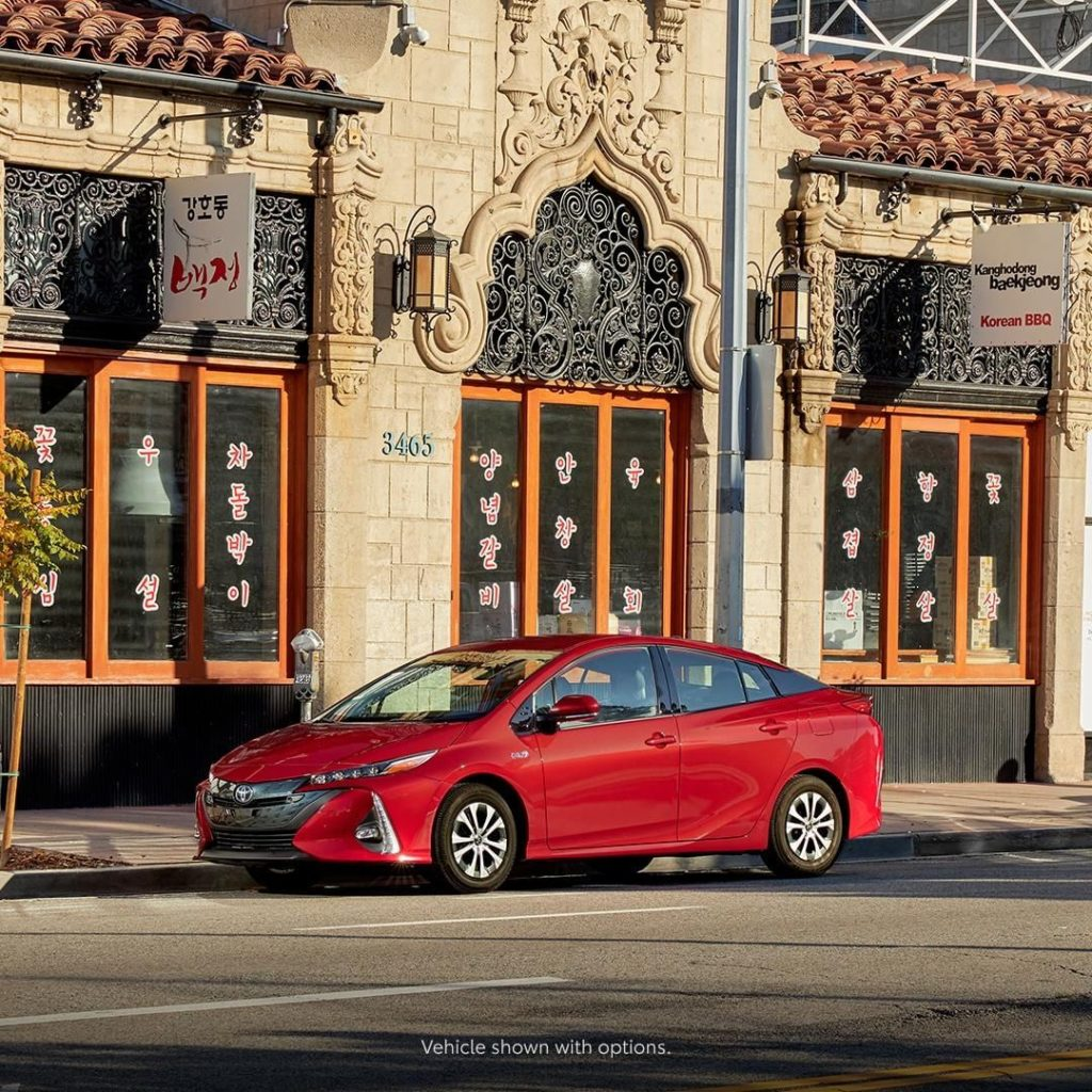 Waiting patiently for the weekend.  #PriusPrime #Hybrid #LetsGoPlaces #LunarNewY...