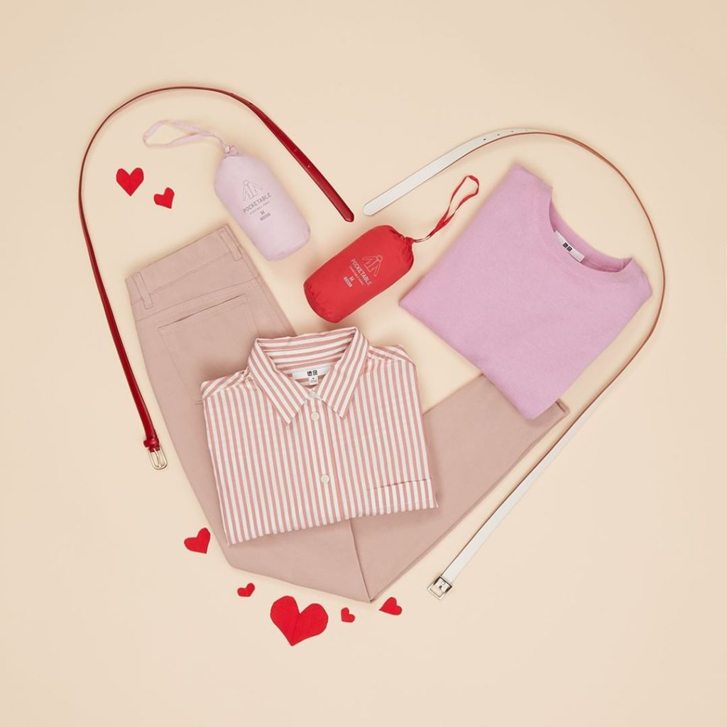 Happy Valentine's Day! Spread and show your love! #ValentinesDay #LifeWear #UN...