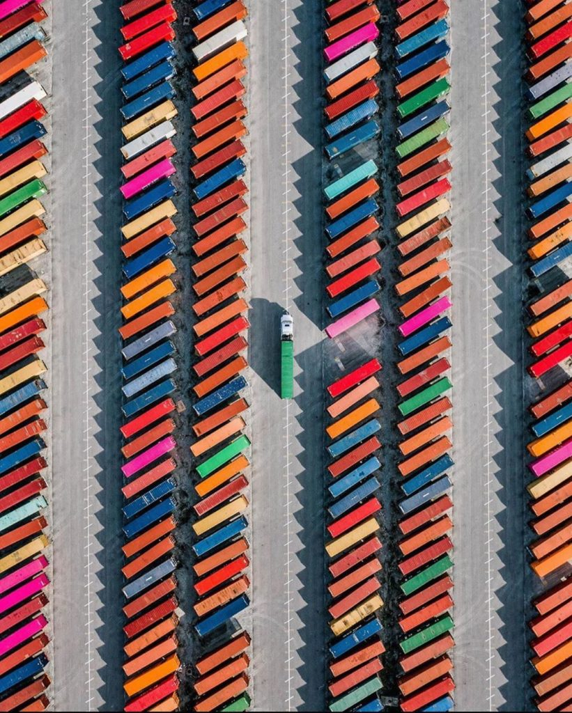 These drone perspectives are crazy, which ones your favourite?  Photography | @a...