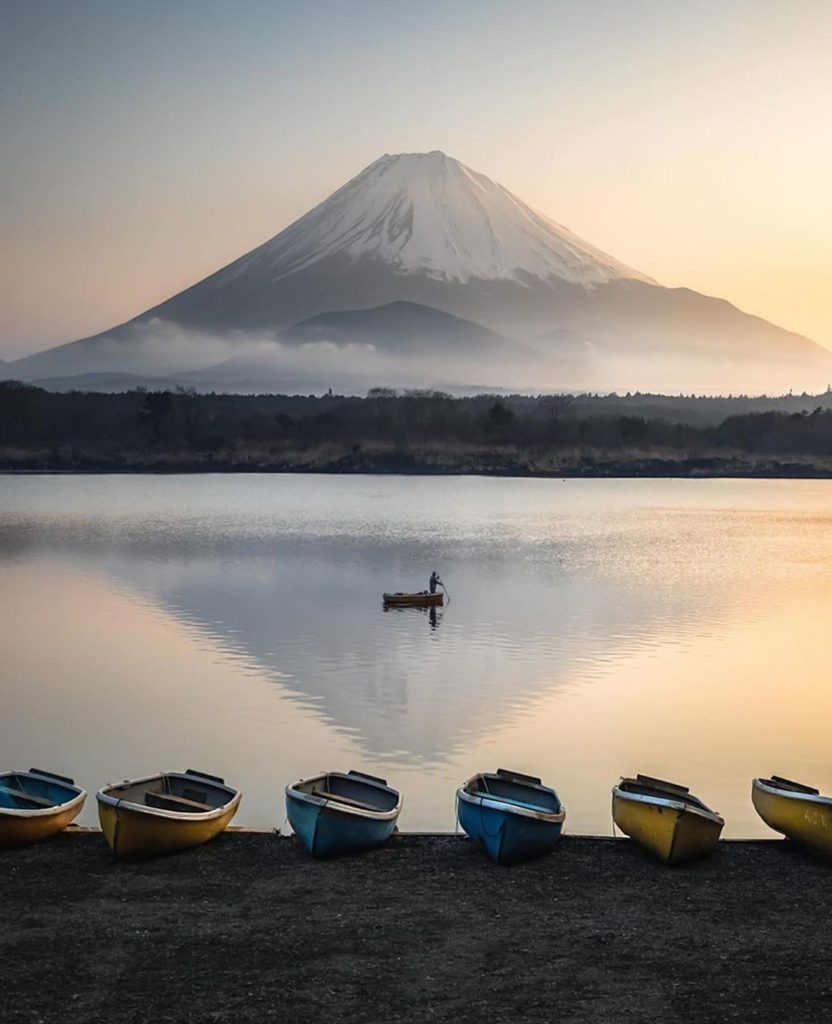 Mount Fuji, Japan Photography | @jordhammond  Curated by @henry.nathan  #japan #...