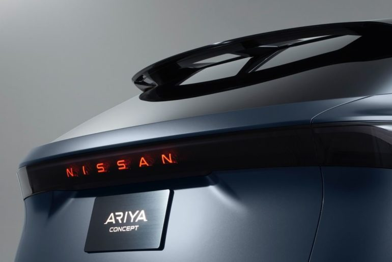 Sleek and seamless #Nissan #Ariya #IntelligentMobility...