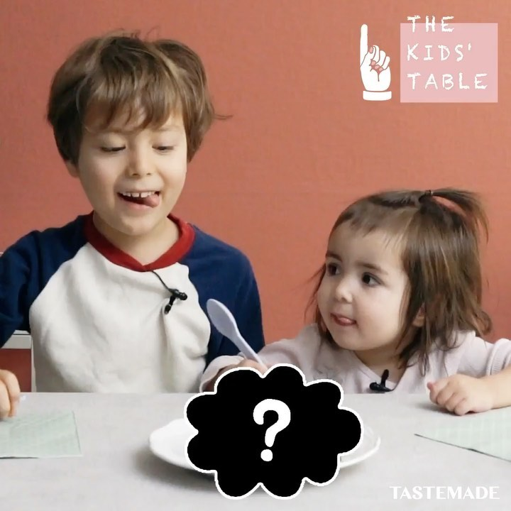 【THE KIDS' TABLE 】初めてのイカスミリゾットにキッズが挑戦!⁠⠀ ⁠⠀ NEWコンテンツTHE KIDS' TABLE(ザ・キッズテーブル)⁠⠀...