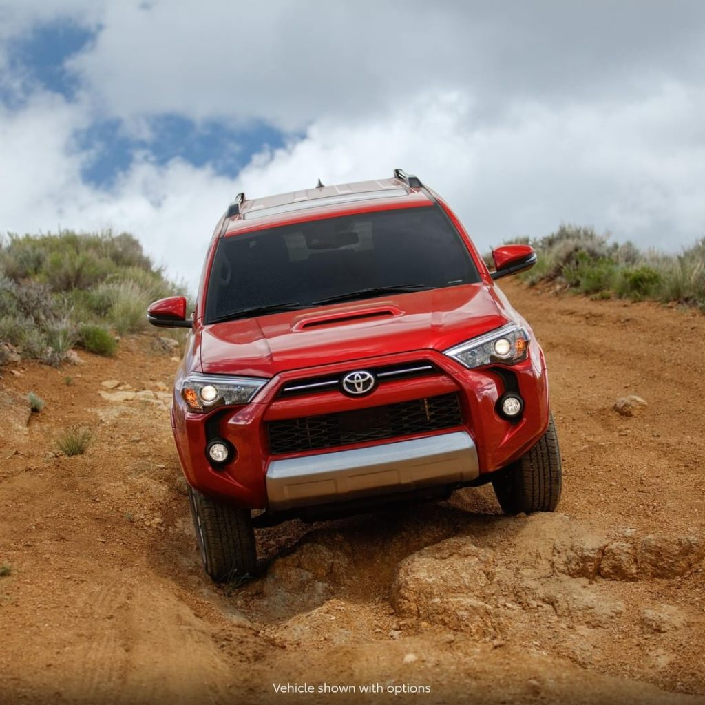 #4Runner is the name and adventure is the game. #LetsGoPlaces...