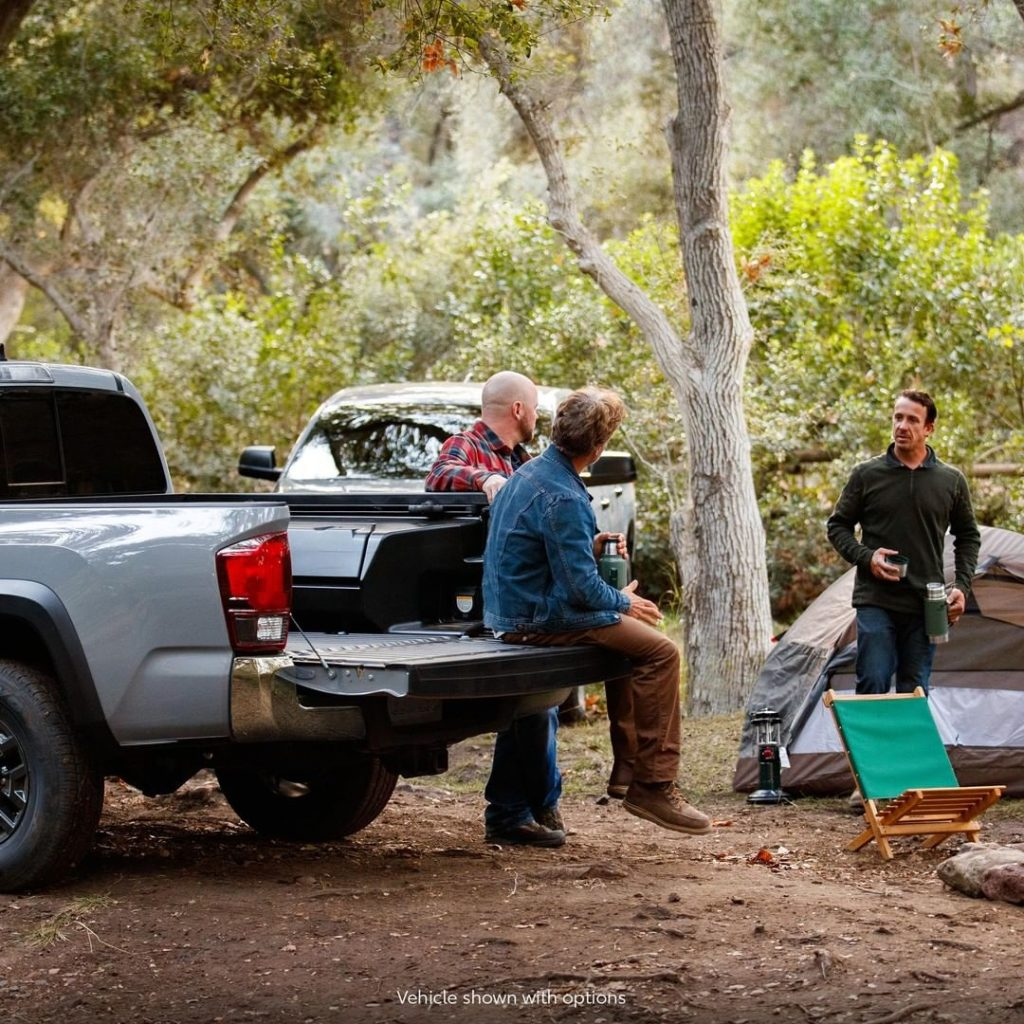 Because the best stories begin where the road map ends.  #Tacoma Trail Special E...