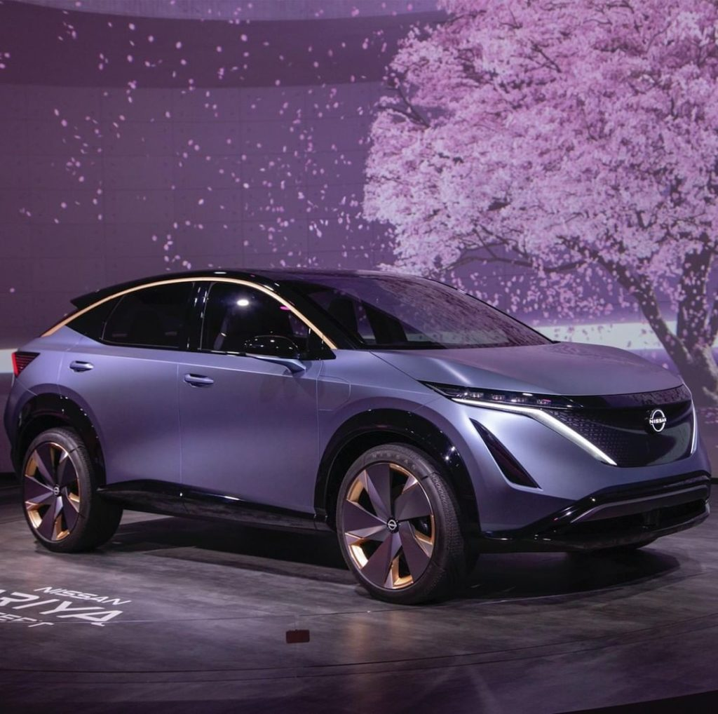 The #Ariya Concept embodies #Nissan #IntelligentMobility at its core! #Nissan...