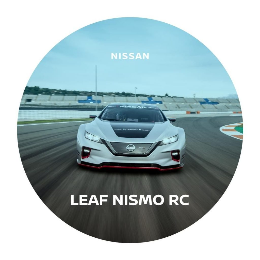 #Nissan 's EV technology can deliver exciting yet quiet, zero-emission power! #F...