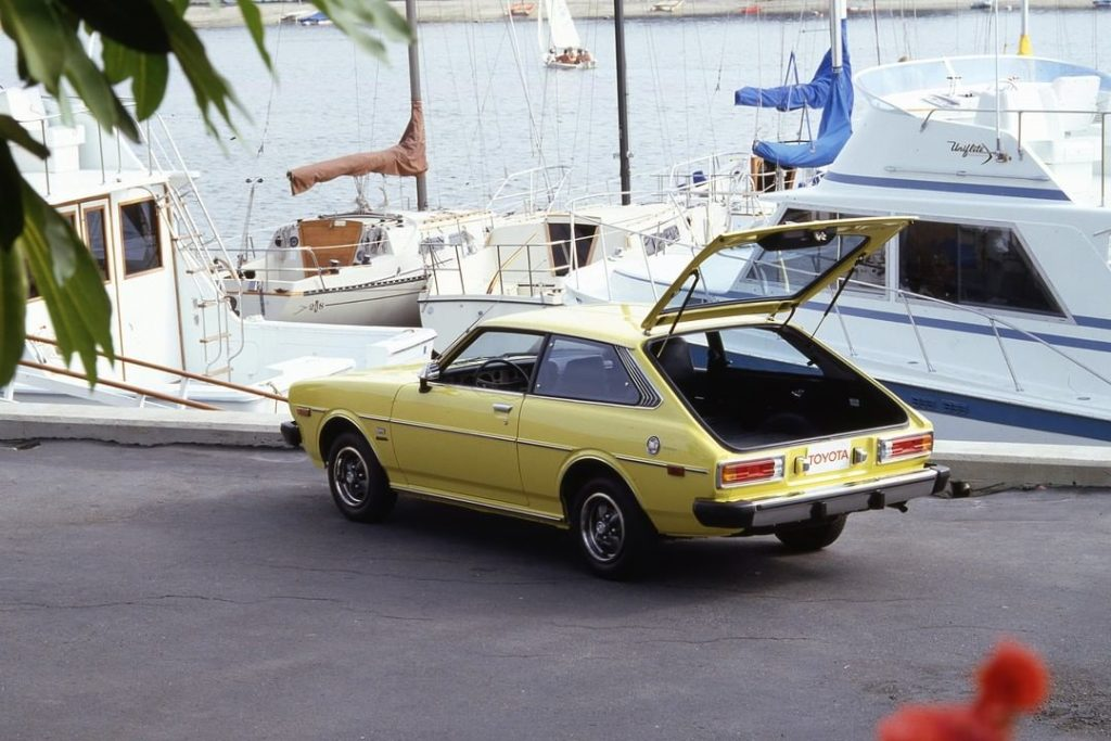 A ride fit for a Commodore. #TBT 1979 #Corolla...