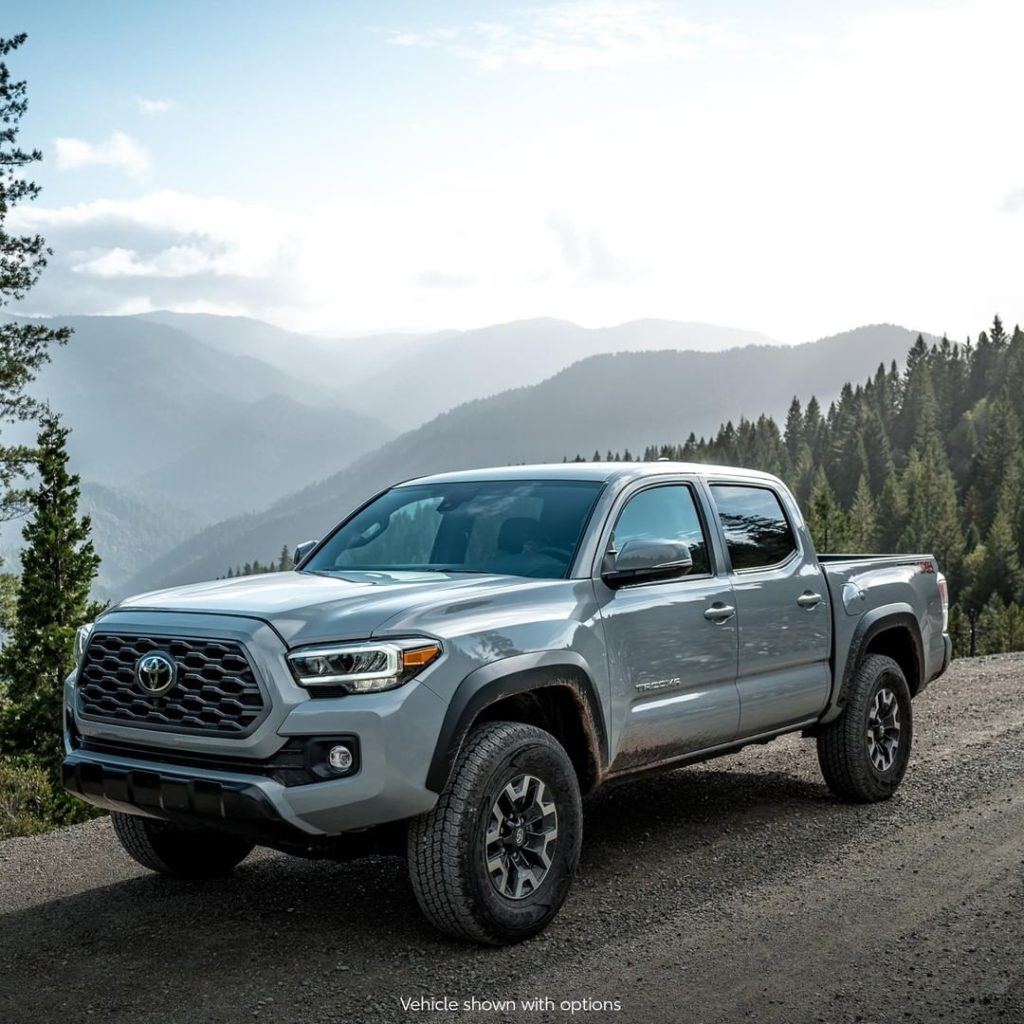 The athletic honeycomb-style grille and available hood scoop only hint at the po...