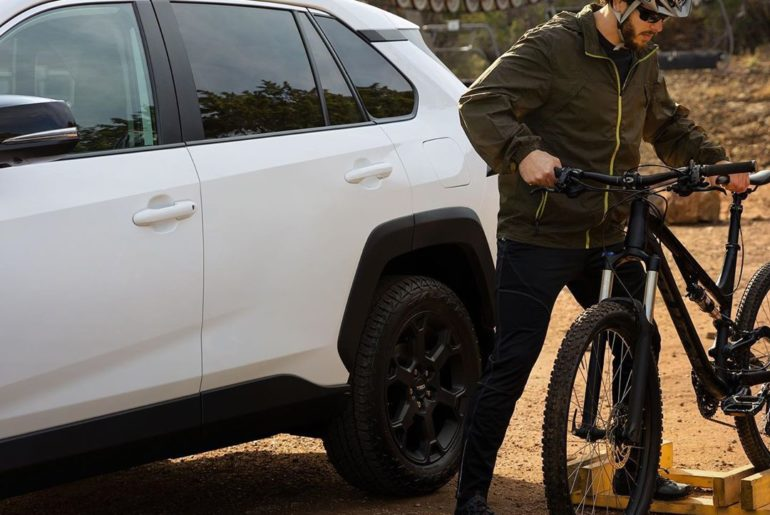 Higher gears and higher standards. #RAV4 TRD...