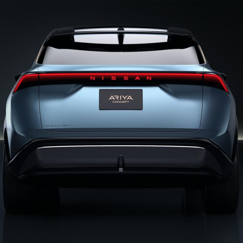 An entirely new driving experience is in the making with #Nissan #Ariya Concept ...