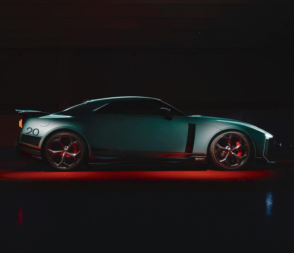 Watch the virtual premiere of the first production-model #Nissan GT-R50 by @ital...