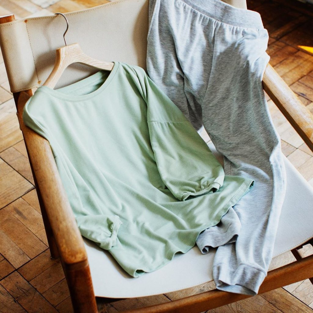 Wrap yourself today in our softest loungewear. In times like these, we all deser...